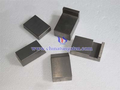 Tungsten paperweight Picture
